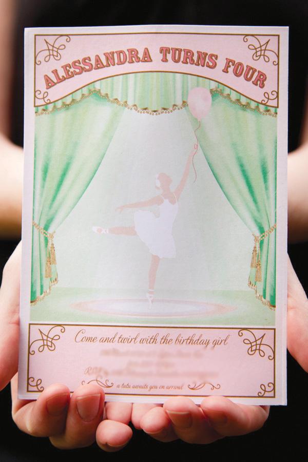 Festa de Aniversário   Tema Bailarina festa rosa festa de aniversário para meninas festa de aniversário festa bailarina