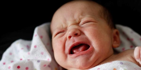 O choro dos bebês