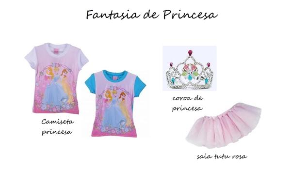 fantasia de princesa-vert