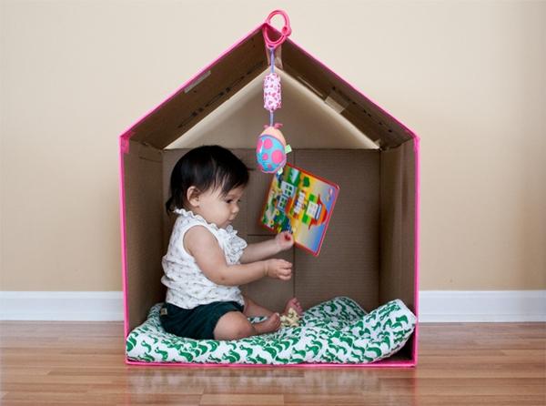 casinha de papelao para bebe 1-vert